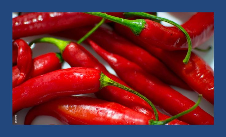 To initiate spicy topics in your presentation use our background slide with red hot chili peppers as title slide.
