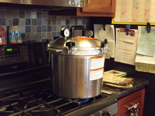 Pressure Canning Basics Part 1 - Choosing a Canner