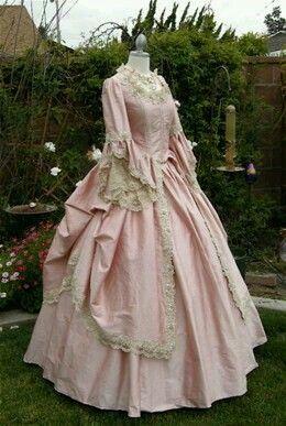Vintage Dress Ball