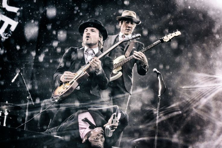 Vintage Trouble ~ Mitchell Giebels Photography