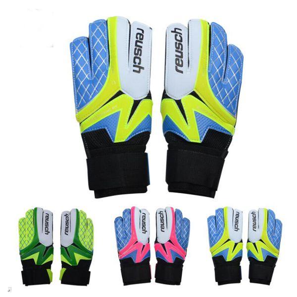 Professional Soccer Goalkeeper Gloves Thicken Latex Wear Resistant Goalie Gloves