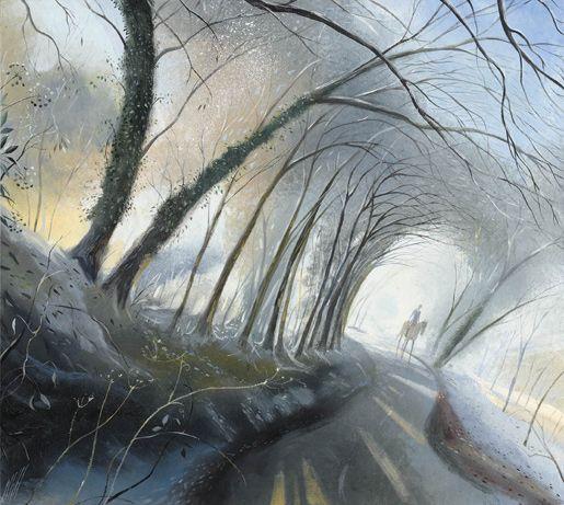 Bright Winter Morning - Zig Zag Hill