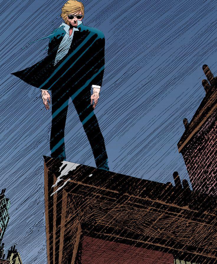 Matt Murdock by John Romita Jr #Daredevil