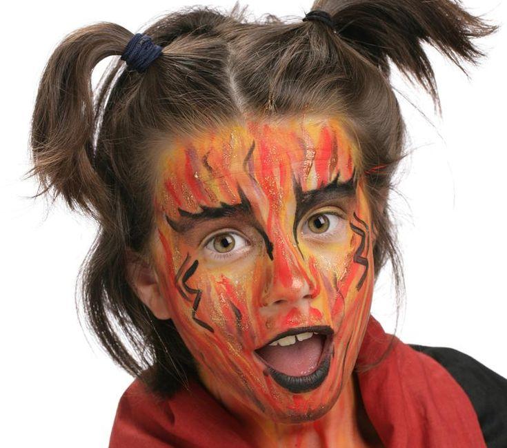Épinglé par Jour de Fête sur Maquillages enfant
