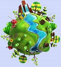 Poesías infantiles sobre el medio ambiente y la naturaleza.