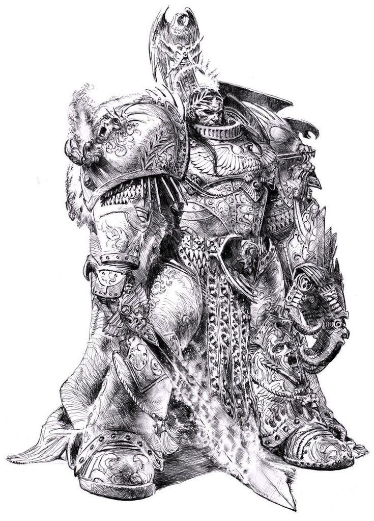 Warhammer 40000,warhammer40000, warhammer40k, warhammer 40k, ваха, сорокотысячник,фэндомы,Imperium,Империум,Horus Heresy,Ересь Хоруса,Emperor (wh 40000)