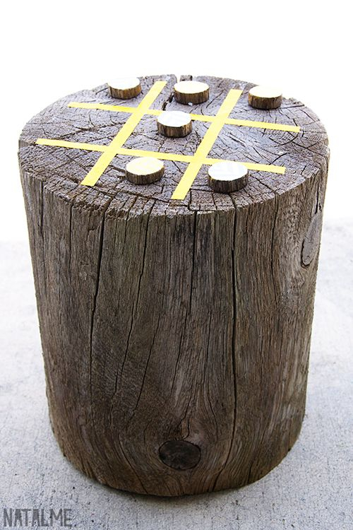 18 best images about tree diy on pinterest trees a tree for Diy tree stump projects