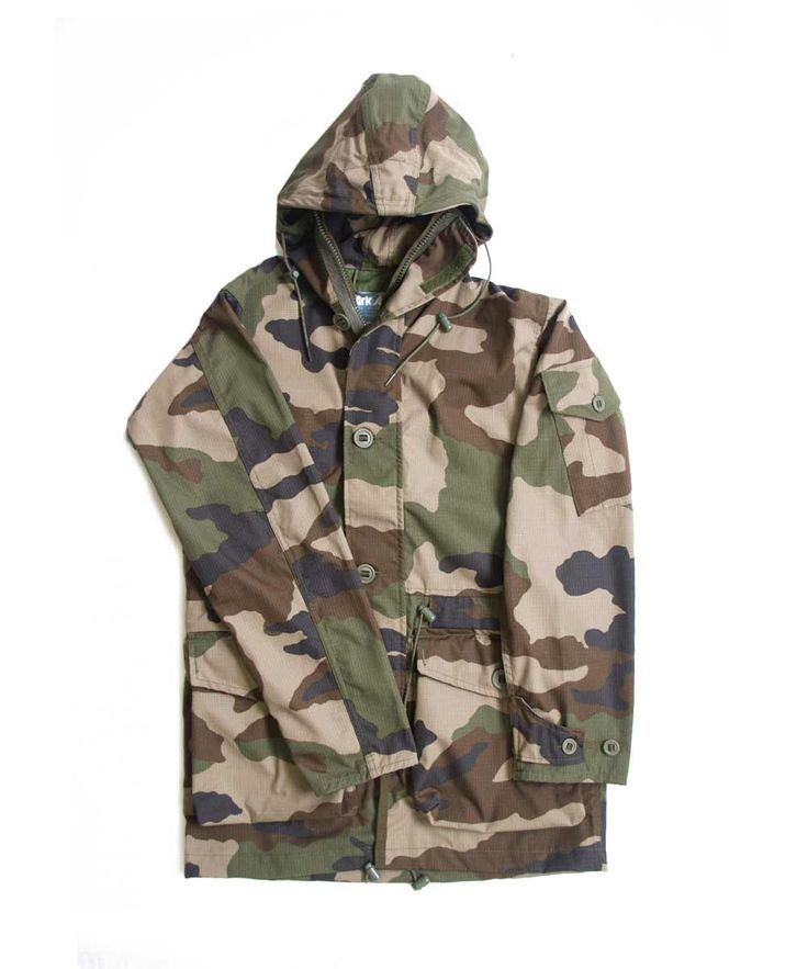 COMBAT SMOCK – French CE – B602AA
