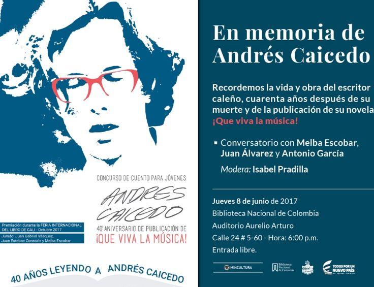 Cuarenta años después de la muerte del escritor caleño Andrés Caicedo y de la publicación de su emblemática novela '¡Que viva la música!'