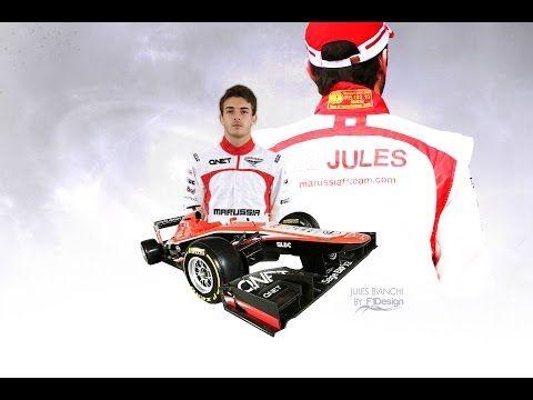 Jules Bianchi Hommage   Jules Bianchi's Death