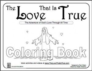 The That Is True Coloring Book