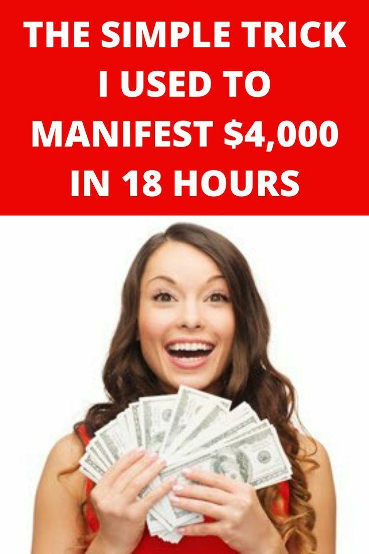 Menifest anything in next 24 hours! Manifestation