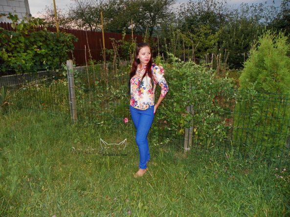 @OasapOfficial  flower shirt <3