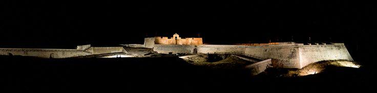Forte de São Sebastião, Dias Medievais em Castro Marim