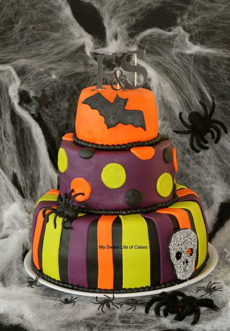 Halloween cake :)
