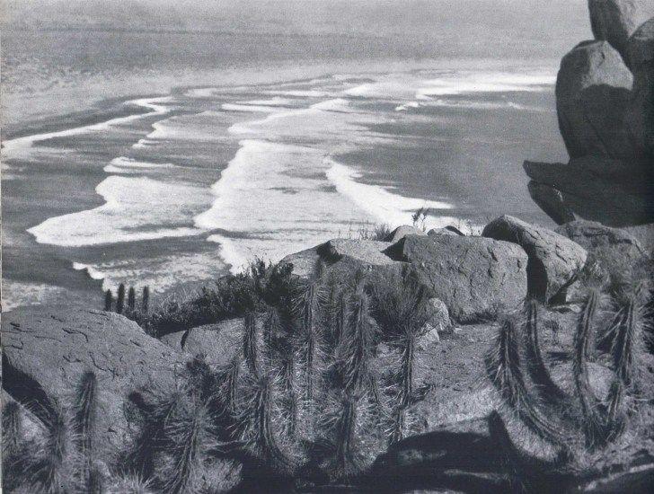 """Vista de La Serena en 1959  Fotografía del Libro """"Chile"""" de Robert Gerstmann"""". - EnterrenoEnterreno"""