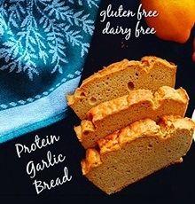 Protein Garlic Bread