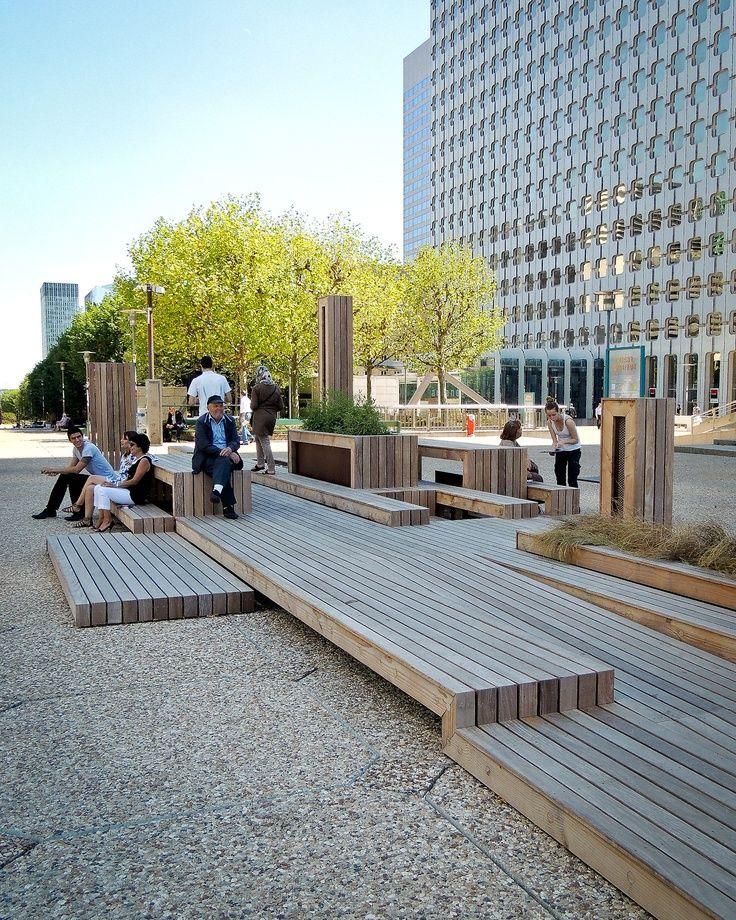 Forme Publique, La Défense, Paris