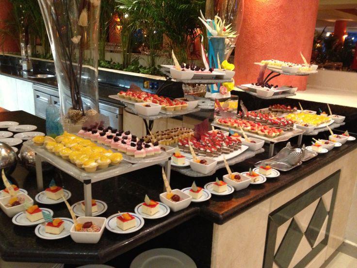 Desserts - Bahia Principe - Riviera Maya