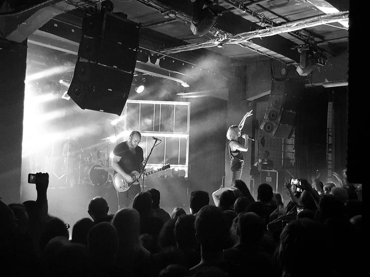 Guano Apes LIVE in MeetFactory Prague  #concert #live #guanoapes #show #club #MeetFactory #blackandwhite #blackandwhitephotography #bnwphotography #rock #galaxys6