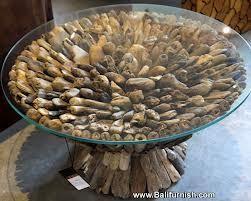 table driftwood coffee