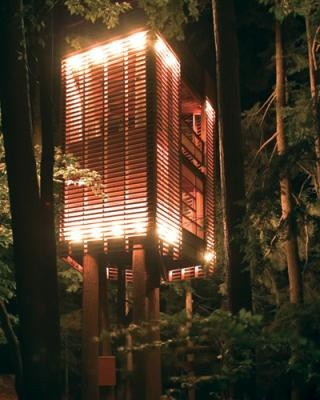 canadian treehouse #treehouse