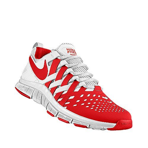 Nike Free Trainer 5.0 (White/University Red)