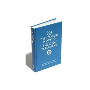 Welsh - English Bilingual New Testament / Y Testament Newydd, Argraffiad Diwygiedig - Welsh (BCN) and ESV New Testament