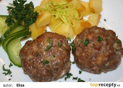 Olomoucké medailonky recept - TopRecepty.cz