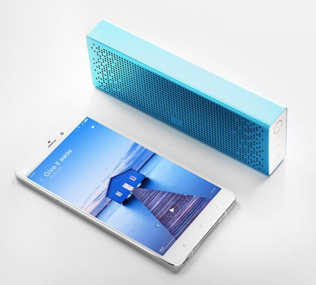 New Mi Bluetooth Speaker