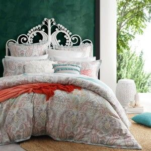 Priya Sorbet Duvet Cover Set by Logan and Mason