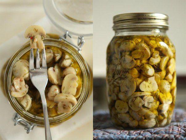 11 найсмачніших рецептів грибів : Ням ням за 5 хвилин