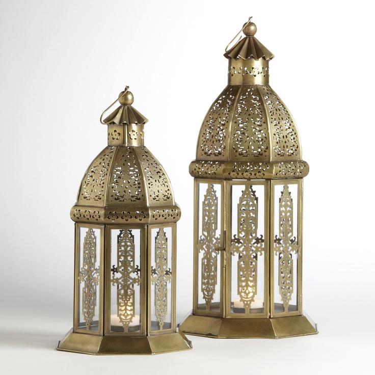 Luce Lantern Candleholder | World Market