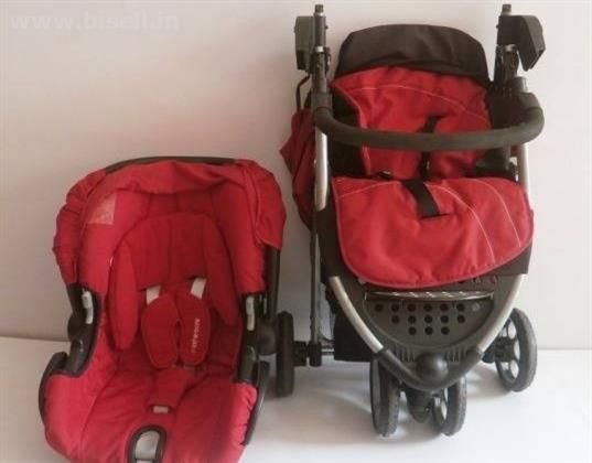 Easy fold Mothercare Vesta Travel System for sales