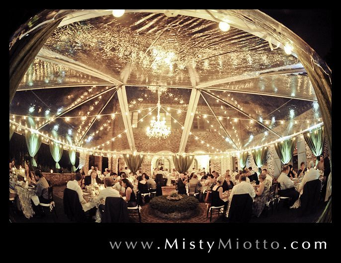 Clear tent wedding in Orlando FL. Lighting by Event Lighting. Photo by Misty Miotto & 34 best Casa Feliz Weddings images on Pinterest | Happy Wedding ... azcodes.com