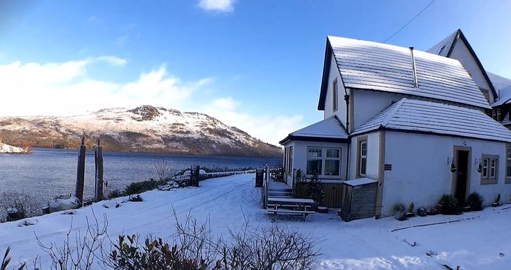 Self Catering Holiday Cottages and lochside Houses in Loch Lomond and Trossachs, Scotland