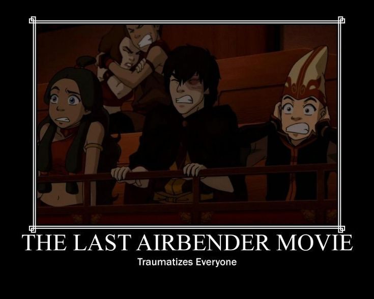 """m night shyamalan lost it after """"unbreakable"""" thought this ...  Avatar The Last Airbender 2 Movie"""