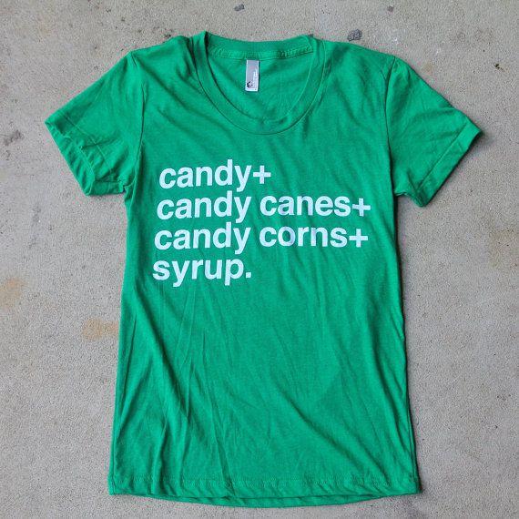 Elf Christmas Shirt by EffieandRyn on Etsy