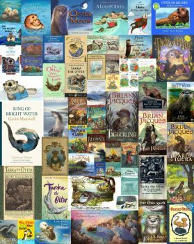 Sea Otter Stories (48 pieces)