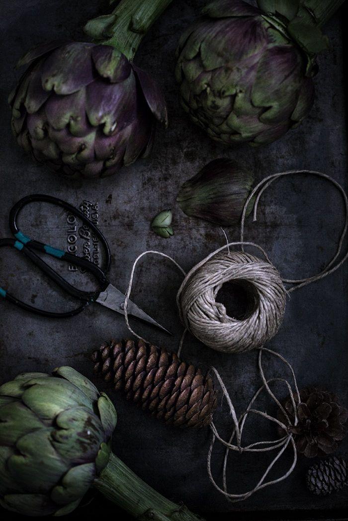 Food Photography | Artichokes