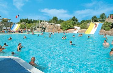 Le Clarys Plage - Vendee - Camping France. Booked for summer 2013.