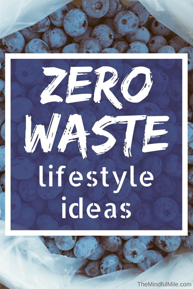 how to start zero waste