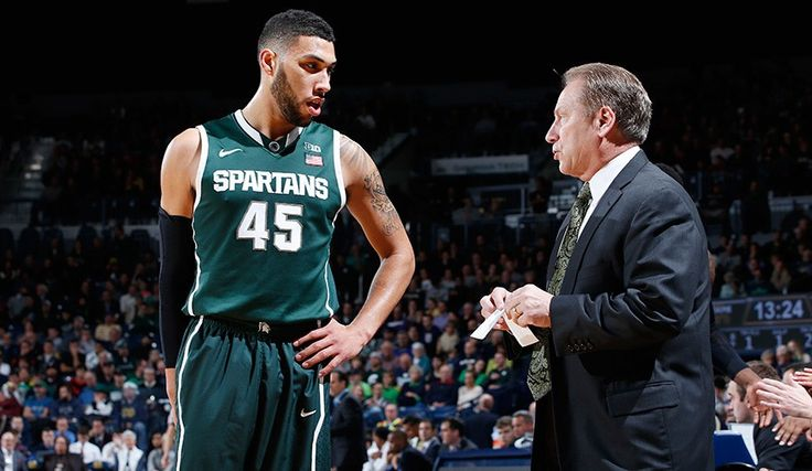 Michigan State's Denzel Valentine is obsessed with winning a title