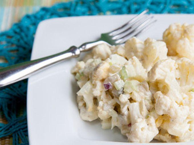 Салат из цветной капусты «Обалденный вкус» - Smak.ua