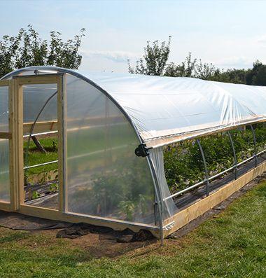 Tufflite IV™ Greenhouse Film - 24' x 125'
