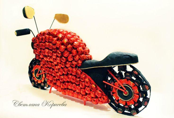 Gallery.ru / Фото #158 - Букеты из конфет 2 - SweetOK