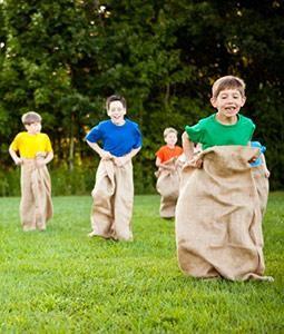 Spelletjes kinderfeestje