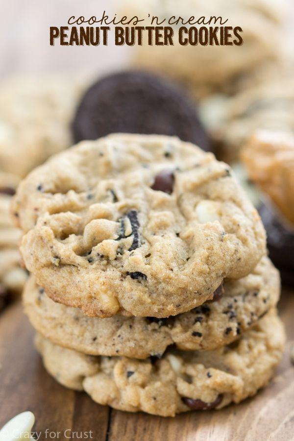 how to make white chocolate cookies and cream