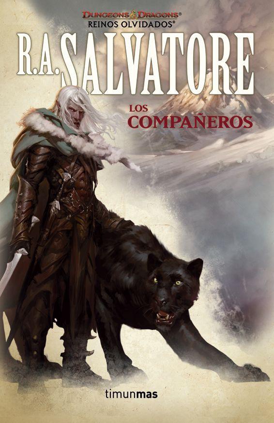 En las planicies de Netheril, una niña bedine teje una red de magia prohibida. A orillas del Mar de las Estrellas Fugaces, un ladronzuelo se enfrenta a un asesino despiadado. En los túneles de la Ciudadela Felbarr, un joven enano es objeto de una emboscada. Estos tres personajes tienen en sus manos el destino del elfo oscuro más famoso de Faerun: Drizzt Do'Urden ... http://janmi.com/los-companeros-r-a-salvatore/ http://rabel.jcyl.es/cgi-bin/abnetopac?SUBC=BPSO&ACC=DOSEARCH&xsqf99=1737527+