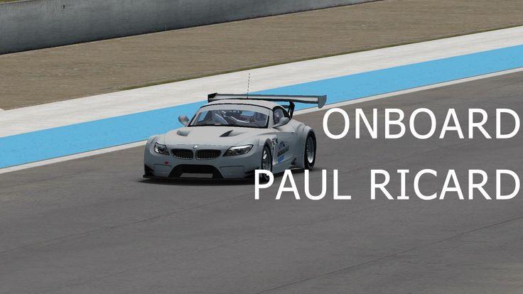PSRL WEC 2014 | Paul Ricard | Test Race | Balazs Toldi OnBoard